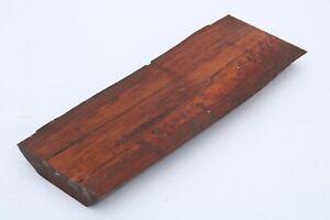 Snakewood Bowl Pen Cue Knife Call Exotic Wood Turning Lumber Blank 0.8x5x11