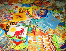 Children's FICTION SOFTCOVER Book Lot FREE SHIPPING - Sesame, Disney & More