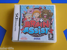 BRAIN ASSIST -  NINTENDO DS