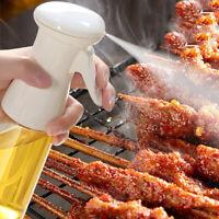 210ML Olive Oil Sprayer Cooking BBQ Mister Spray Pump Bottle Kitchen Dispensers