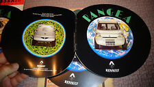 Ancien Concept Car Renault Kangoo PANGEA