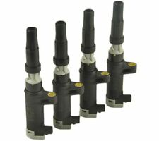 Ignition Coil Pack FOR Renault Clio Mk2 1.2 16V,1.4 16V,1.6 16V Set of 4