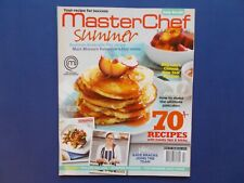 ## MASTERCHEF MAGAZINE AUSTRALIA ISSUE #20 - SUMMER - 70 PLUS RECIPES!