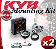 2x KYB FRONT Shock Absorber TOP MOUNTING KIT For SUBARU FORESTER 1997-ON