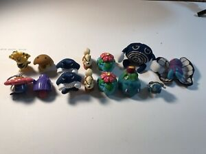 Large Mixed Lot of Mostly Burger King Pokemon Figures Poliwhirl Venusaur & More