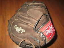 RAWLINGS PLAYER PREFERRED PCM30 33 INCH CATCHERS GLOVE RIGHT HANDED NEW