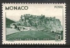 "MONACO STAMP TIMBRE N° 184 "" STADE LOUIS II 10F VERT 1939 "" NEUF xx LUXE  A673C"