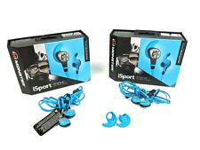Monster Isport Strive (2) in-ear Headphones See Description A7