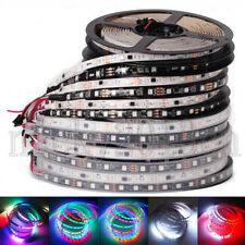 12V WS2811 5050 Addressable RGB LED Pixel Flex Strip Light Dream Magic Color