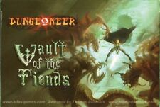 Dungeoneer Vault Of The Fiends Card Game - New & Sealed - Atlas Games 1242