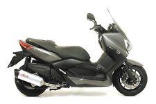Marmitta scarico con fondello Black Line version Yamaha XMAX 400 2013>2016