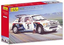 Heller 80716 - Modellino da costruire Auto PEUGEOT 205 EV 2 Scala 1 24
