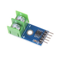 1Pc MAX6675 K type thermocouple temperature sensor converter board For ardu CYN