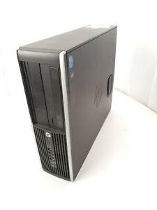 HP Compaq 8300 Elite intel i5-3570 @ 3.40GHZ 4GB DDR3 RAM 500GB HDD Win 10 PC35