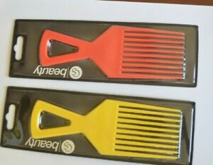 AFRO HAIR COMB STYLING/UNTANGLING Hair African BRAND NEW UK SHIPPING