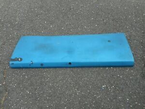 1965 1965 FORD MUSTANG & SHELBY GT350 FASTBACK TRUNK LID NICE USED ORIGINAL