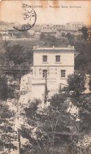 BELLEGARDE nouvelle usine électrique écrite 1909