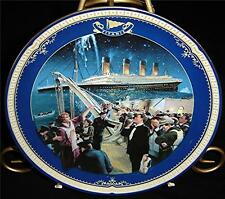The Final Farewell Twelfth Issue in Titanic Ship Bradford Exchange Movie Plate