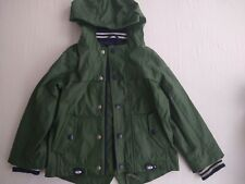 M&S Raincoat 2-3yrs Green Great  Condition