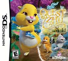 ZhuZhu Pets: Quest For Zhu - Pipsqueak Num Nums Magical DS/Lite/DSi/XL NEW