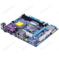 NEW for Intel G41 Socket LGA771 MicroATX Computer Motherboard DDR3 8GB Mainboard