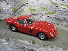 Hot Wheels Ferrari 250 GTO 1:18 Red