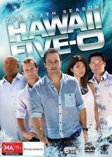 Hawaii 5-O : Season 6 DVD, 2016, 6-Disc Set R4 Hawaii Five O series six