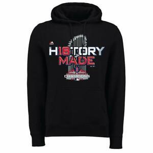 MLB Boston Red Sox Baseball Hoody Hooded Sweater World Series Champions 2018