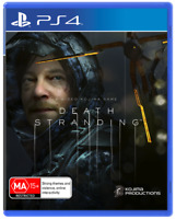 Death Stranding Sony PS4 RPG Game Playstation 4 Featuring TWDs Norman Reedus