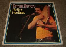 The View From Home Bryan Bowers~AUTOGRAPHED~1977 Folk Autoharp~FAST SHIPPING!!!