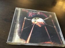 HIGHLIGHTS FROM JEFF WAYNES MUSICAL VERSION OF THE WAR OF THE WORLDS  - CD ALBUM
