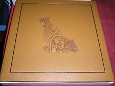 Franklin Mint American Harvest Pewter Collector's Plate