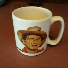 John Wayne Commemorative Coffee Mug