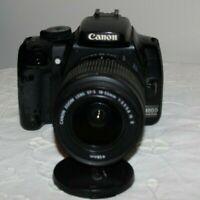 Fotocamera Canon EOS 400D reflex digitale + obiettivo 18-55 IS stabilizzato
