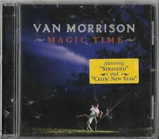 Magic Time by Van Morrison (CD, May-2005, Universal/Polydor) New Sealed!