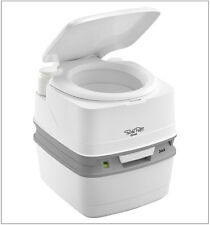 Thetford Porta Potti Qube 365 piston flush toilet T92817 + BONUS carry bag