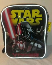 New Star Wars Darth Vader Back Pack with Tags