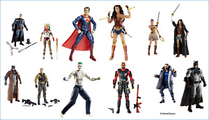 DC Comics Multiverse Action Figures Assorted Characters 6 & 12 inch  [BRAND NEW]