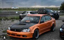 Wide body kit Subaru Legacy B4 BE