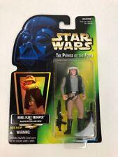 1996 STAR WARS THE POWER OF THE FORCE REBEL FLEET TROOPER HOLO CARD FSTSHP