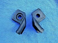 HONDA SUPERDREAM CB250N NA NB REAR INDICATOR MOUNTING RUBBERS WINKER COVERS X 2