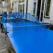 Super Master Table Tennis Machine, 5th Gen, Collection Net, Auto Reload