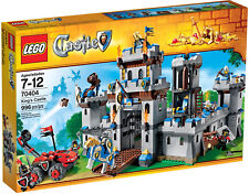 Lego - Castle 70404 King's Castle 70404  -- New -- See Description