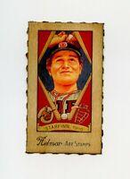 RARE HELMAR Baseball Card: #462 VICTOR STARFFIN Yomiuri Giants SCARCE