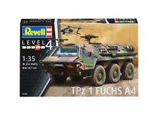 Revell Modellbausatz Panzer 1:35 - TPz 1 Fuchs A4 im Maßstab 1:35, Level 4, orig