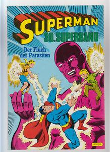 Superman Superband Nr. 30 (Endnummer) im Zustand (0-1/1) Ehapa Verlag