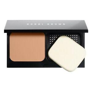 Bobbi Brown SKIN Weightless Foundation Compact Makeup WARM BEIGE 3.5 .38oz NIB