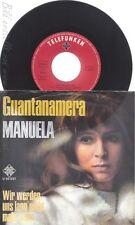 """7"""" MANUELA -- GUANTANAMERA"""