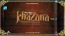 KHAZANA VOL 2 - A TREASURE OF GHAZALS - BRAND NEW SOUND TRACK 5 CDs SET