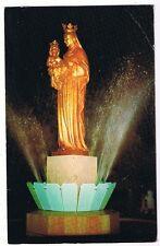 STE-ANNE DE BEAUPRE CHURCH - QUEBEC - CANADA - POSTCARD # RF-239